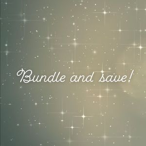 Bundle and Save!!!